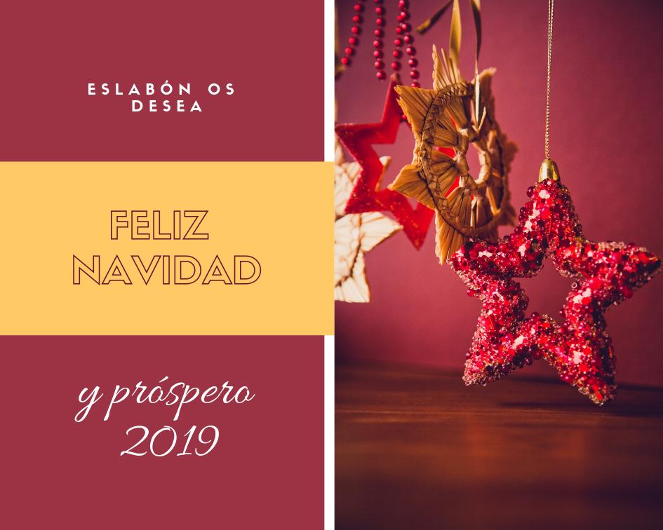 Imagenes Felicitacion Navidad 2019.Propuesta Felicitacion Navidad 2018 Eslabon Asociacion